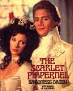 Anthony Andrews as Bsaroness Orczy's The Scarlet Pimpernel
