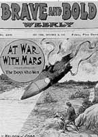 Weldon J. Cobb's At War With Mars
