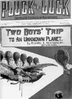Two Boys' Trip to an Unknown Planet
