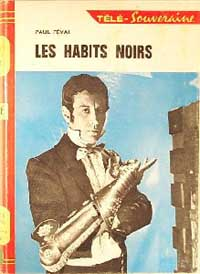 Les Habits Noirs - 1967 edition featuring J.-F. Calvé as Lecoq from the TV adaptation